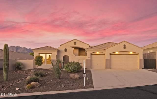 4305 S Tecoma Trail, Gold Canyon, AZ 85118 (MLS #6308198) :: Conway Real Estate