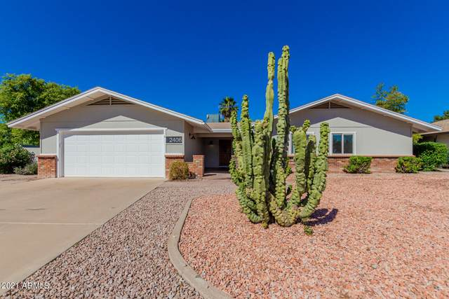 2406 E Jensen Street, Mesa, AZ 85213 (MLS #6308208) :: Hurtado Homes Group