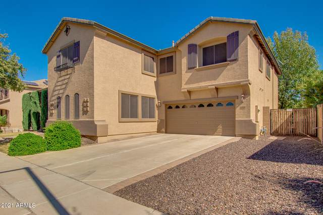 12007 N 144TH Drive, Surprise, AZ 85379 (MLS #6308209) :: Hurtado Homes Group