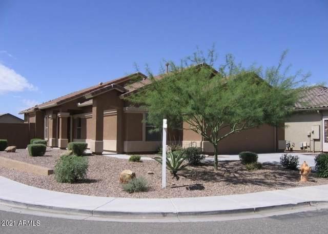 4511 W Rolling Rock Drive, Phoenix, AZ 85086 (MLS #6308217) :: Midland Real Estate Alliance