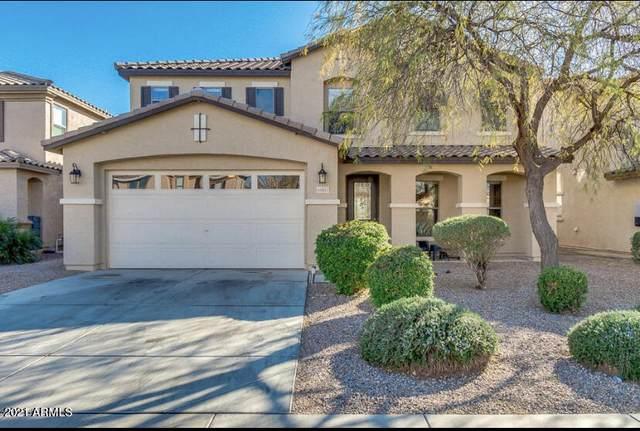 45657 W Morning View Lane, Maricopa, AZ 85139 (MLS #6308218) :: The Laughton Team