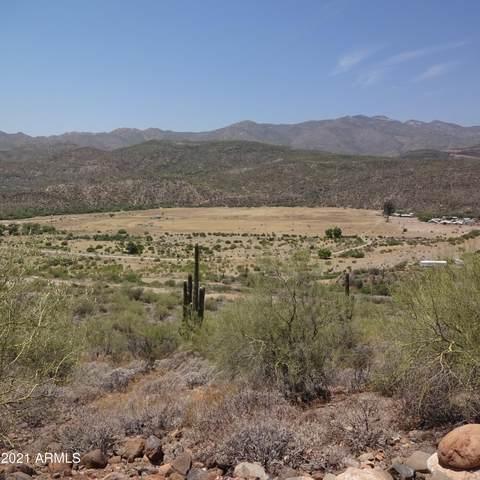0 S Old Canyon Hwy S, Black Canyon City, AZ 85324 (MLS #6308225) :: ASAP Realty