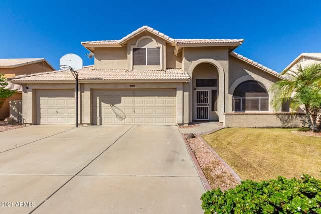 14242 N 92ND Avenue, Peoria, AZ 85381 (MLS #6308234) :: Elite Home Advisors