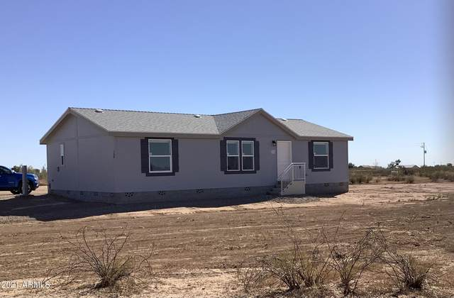 22533 W Myers Street, Wittmann, AZ 85361 (MLS #6308238) :: Elite Home Advisors