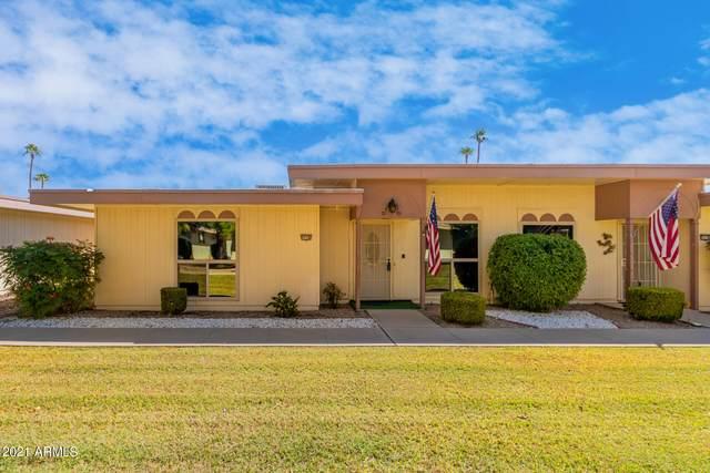 9970 W Royal Oak Road D, Sun City, AZ 85351 (MLS #6308243) :: The Luna Team