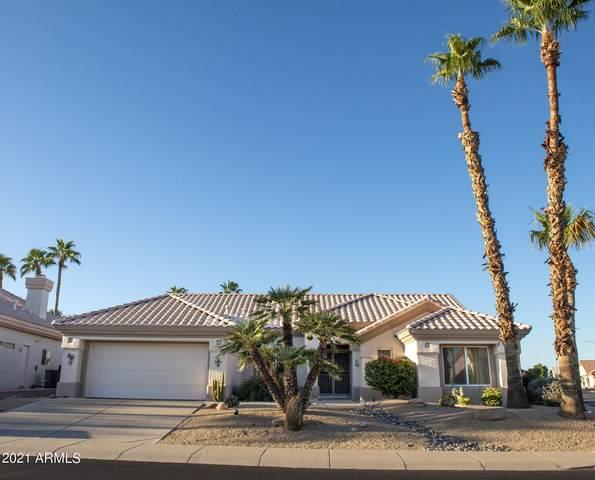 13510 W Wagon Wheel Drive, Sun City West, AZ 85375 (MLS #6308271) :: Elite Home Advisors