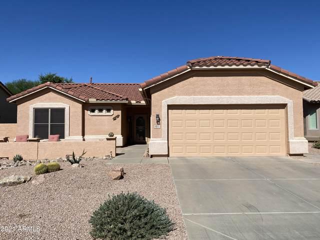 6872 S Tamarron Way, Chandler, AZ 85249 (MLS #6308272) :: Dijkstra & Co.