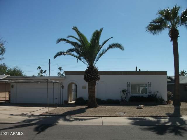 8725 E Vista Drive, Scottsdale, AZ 85250 (MLS #6308276) :: The Newman Team