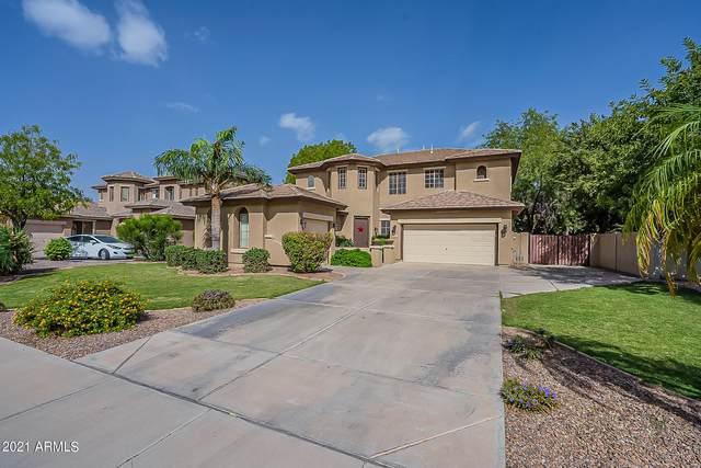 4052 E Megan Court, Gilbert, AZ 85295 (MLS #6308278) :: The Garcia Group