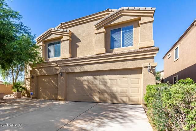 43330 W Estrada Street, Maricopa, AZ 85138 (MLS #6308281) :: Zolin Group