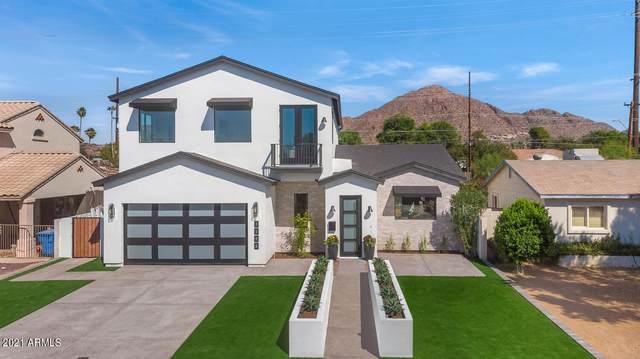 4526 E Campbell Avenue, Phoenix, AZ 85018 (MLS #6308287) :: D & R Realty LLC