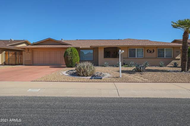 17829 N Country Club Drive, Sun City, AZ 85373 (MLS #6308289) :: Hurtado Homes Group