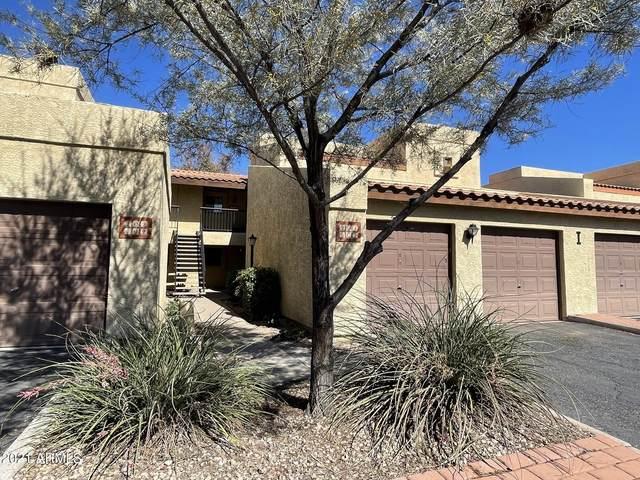 8344 N 21ST Drive I103, Phoenix, AZ 85021 (MLS #6308290) :: RE/MAX Desert Showcase