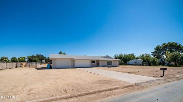15025 N 41ST Avenue, Phoenix, AZ 85053 (MLS #6308296) :: The Newman Team