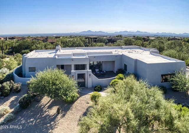 9731 E Adobe Drive, Scottsdale, AZ 85255 (MLS #6308312) :: The Luna Team