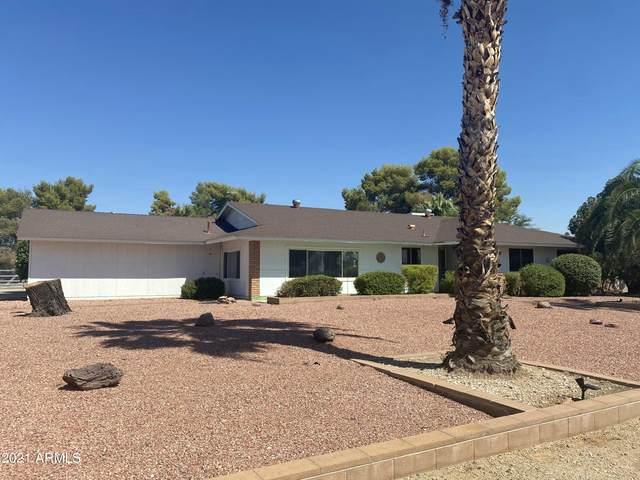 11102 W Kolina Lane, Sun City, AZ 85351 (MLS #6308314) :: RE/MAX Desert Showcase