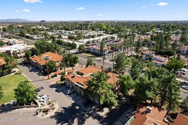 8300 E Via De Ventura #1018, Scottsdale, AZ 85258 (MLS #6308320) :: The Luna Team