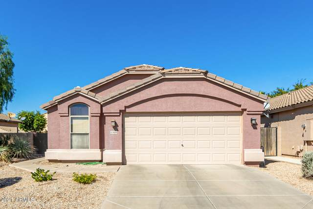 42484 W Bunker Drive, Maricopa, AZ 85138 (MLS #6308328) :: The Garcia Group
