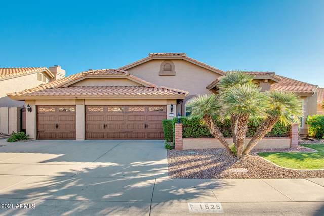 1525 W Wagner Drive, Gilbert, AZ 85233 (MLS #6308331) :: Elite Home Advisors