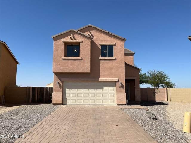 120 E Taylor Avenue, Coolidge, AZ 85128 (MLS #6308333) :: Yost Realty Group at RE/MAX Casa Grande
