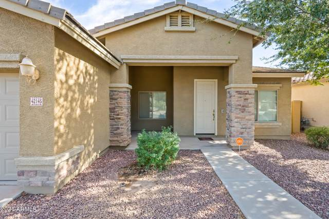 42145 W Rojo Street, Maricopa, AZ 85138 (MLS #6308337) :: Openshaw Real Estate Group in partnership with The Jesse Herfel Real Estate Group
