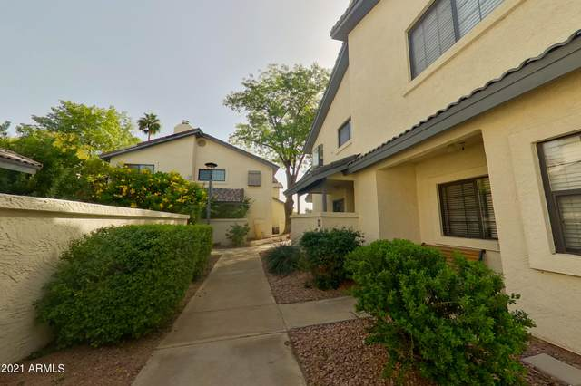2201 N Comanche Drive #1043, Chandler, AZ 85224 (MLS #6308347) :: Dijkstra & Co.