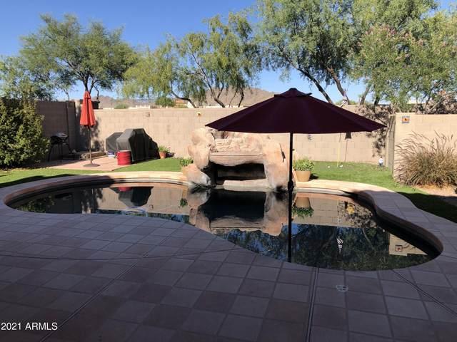 42731 N 43RD Drive, New River, AZ 85087 (MLS #6308348) :: The Luna Team
