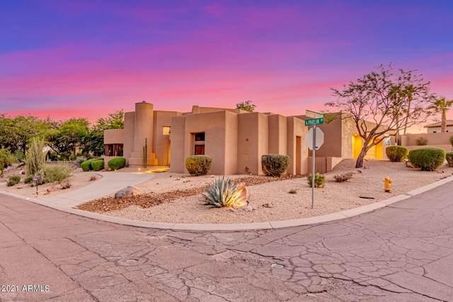 16921 E Parlin Drive, Fountain Hills, AZ 85268 (MLS #6308353) :: CANAM Realty Group