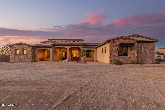6864 W Hombre Road, Queen Creek, AZ 85140 (MLS #6308356) :: The Newman Team