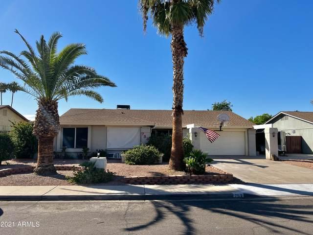 753 W Los Lagos Vista Avenue, Mesa, AZ 85210 (MLS #6308373) :: TIBBS Realty
