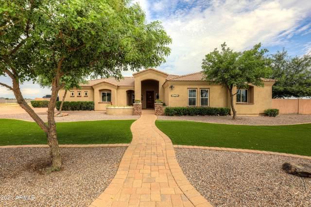 54196 Etzel Place, Maricopa, AZ 85139 (MLS #6308374) :: Midland Real Estate Alliance