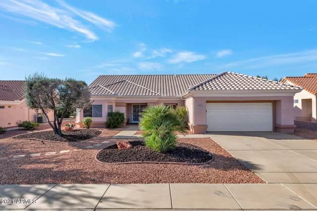 15313 W Greystone Drive, Sun City West, AZ 85375 (MLS #6308383) :: The Luna Team
