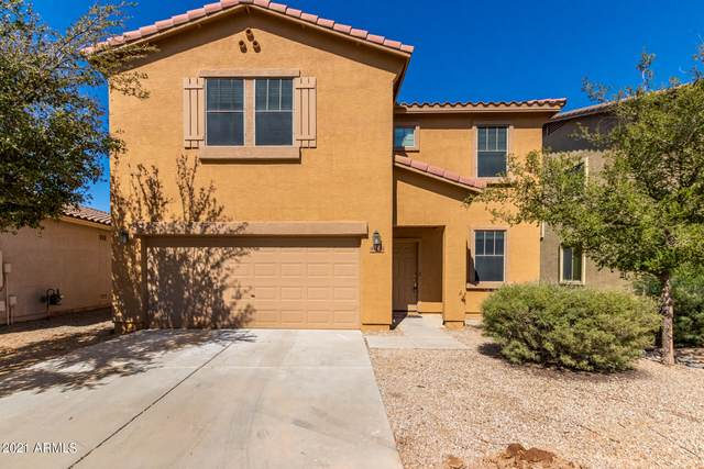 44206 W Kramer Lane, Maricopa, AZ 85138 (MLS #6308385) :: The Laughton Team