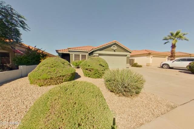 2098 W 22ND Avenue, Apache Junction, AZ 85120 (MLS #6308389) :: The Laughton Team