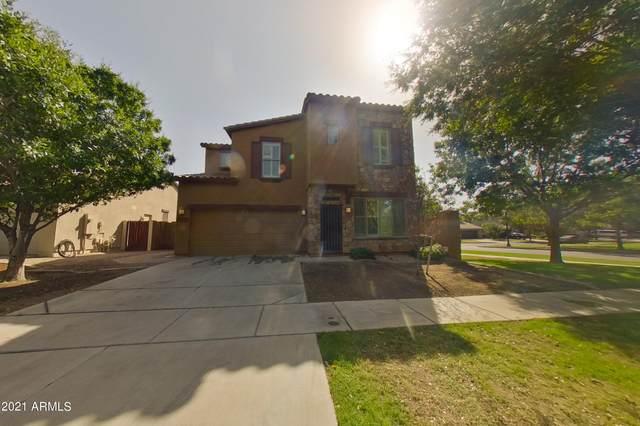 4315 E Foundation Street, Gilbert, AZ 85234 (MLS #6308390) :: Elite Home Advisors