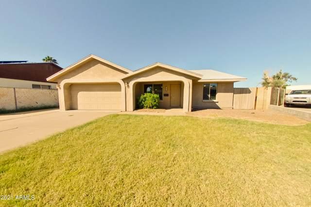 14626 N 31ST Drive, Phoenix, AZ 85053 (MLS #6308393) :: The Newman Team