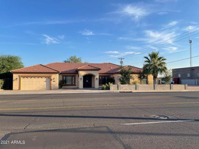 1111 W Superstition Boulevard, Apache Junction, AZ 85120 (MLS #6308394) :: West USA Realty