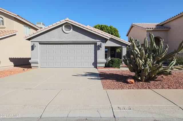 5016 W Tonto Road, Glendale, AZ 85308 (MLS #6308395) :: Fred Delgado Real Estate Group