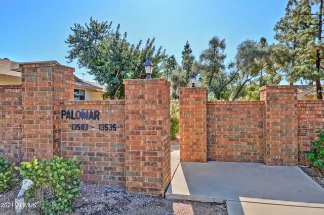 13523 W Countryside Drive, Sun City West, AZ 85375 (MLS #6308399) :: The Daniel Montez Real Estate Group