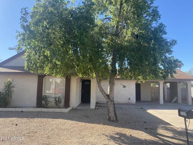 2121 W Monona Drive, Phoenix, AZ 85027 (MLS #6308410) :: Elite Home Advisors