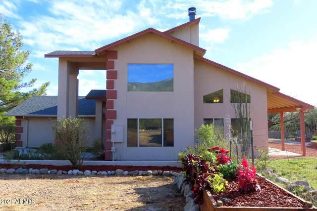 7649 S Tarantula Trail, Hereford, AZ 85615 (MLS #6308417) :: Elite Home Advisors