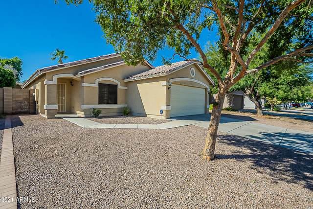 14936 N 150TH Lane, Surprise, AZ 85379 (MLS #6308423) :: Elite Home Advisors