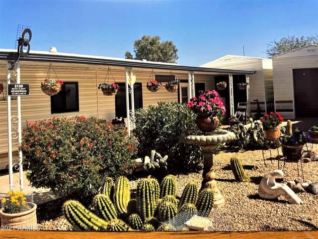 17200 W Bell Road #2129, Surprise, AZ 85374 (MLS #6308424) :: Elite Home Advisors