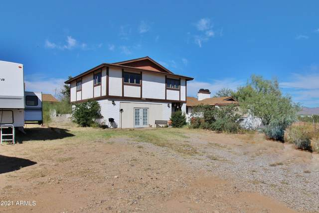 2621 N Calle Seis, Huachuca City, AZ 85616 (MLS #6308429) :: Elite Home Advisors