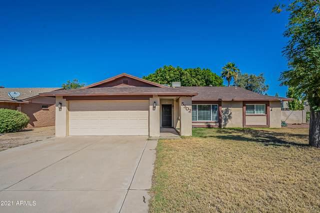 5502 W Via Camille Street, Glendale, AZ 85306 (MLS #6308435) :: Elite Home Advisors
