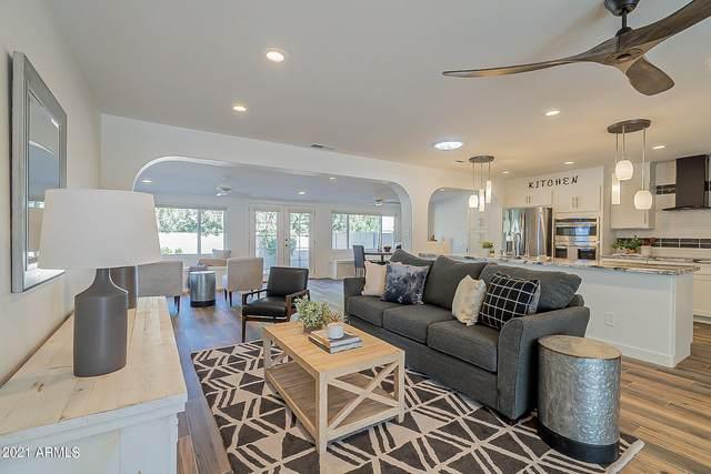 4921 N Miller Road, Scottsdale, AZ 85251 (MLS #6308441) :: D & R Realty LLC