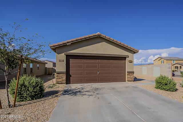 914 W Starview Avenue, Coolidge, AZ 85128 (MLS #6308462) :: Elite Home Advisors