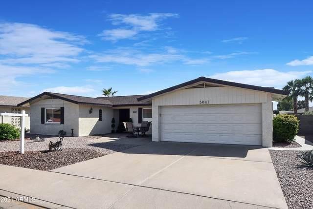 5041 E Edgewood Avenue, Mesa, AZ 85206 (MLS #6308482) :: The Garcia Group