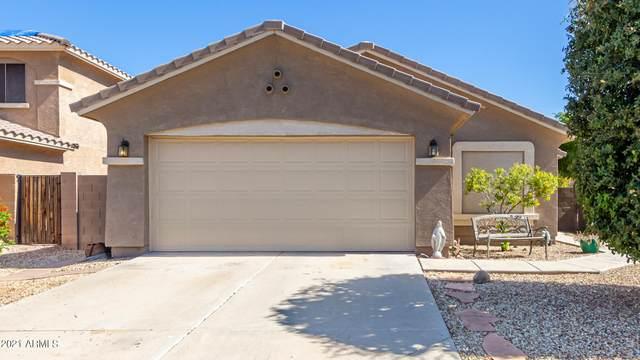 999 S 167TH Drive, Goodyear, AZ 85338 (MLS #6308488) :: The Laughton Team