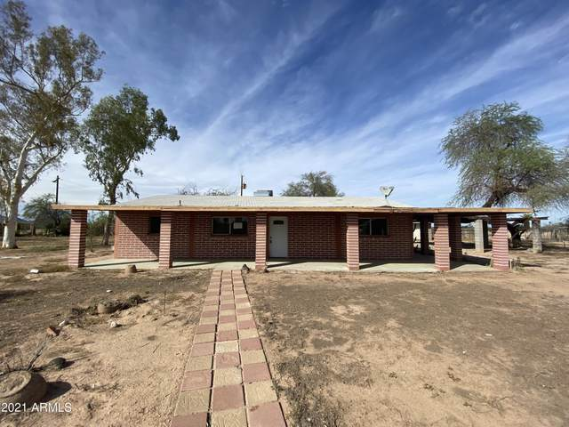11841 N Lavern Lane, Maricopa, AZ 85139 (MLS #6308491) :: Conway Real Estate